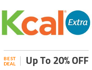 Kcal Extra Deal: Get Flat 20% OFF On All Meal Plans Off