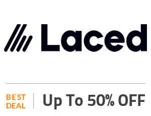 laced Deal: Laced Sale: Save Upto 50% On Fashion & Accessories Off