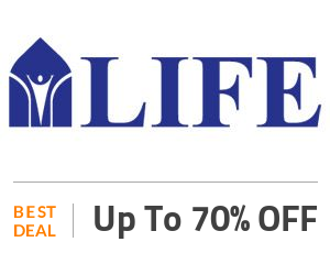 Life Pharmacy Deal: Save Up to 70% On Sitewide Orders Off