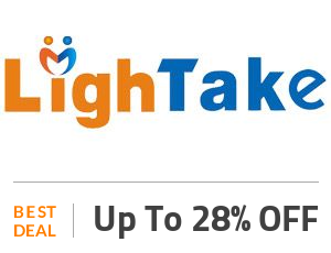 Lightake Deal: Get Up to 28% OFF SiteWide Off