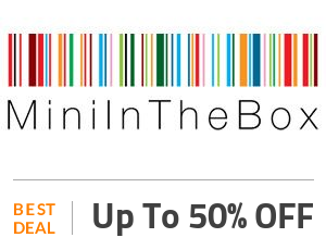 MiniInTheBox Deal: Up To 50% OFF All Phones Accessories! Off