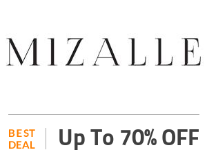 Mizalle Deal: Up to 70% OFF Everything Off