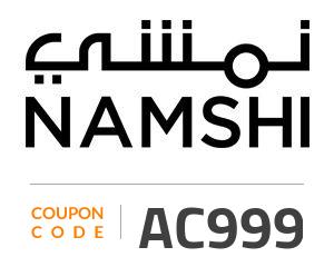 Namshi Coupon Code: AC999
