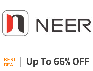 Neer Deal: Get Up to 66% OFF SiteWide Off