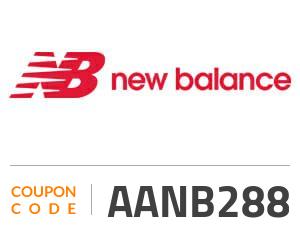New Balance Coupon Code: AANB288