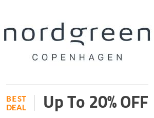 Nordgreen Deal: Save Up to 20% On Selected Products Off