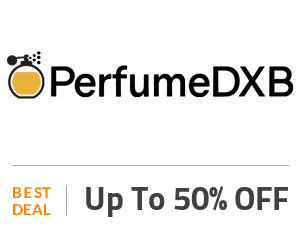 Perfume DXB Deal: Up to 50% OFF On Women Perfumes Off