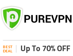 PureVPN Deal: Get the World's Fastest VPN Service 70% OFF for 2 Years Off