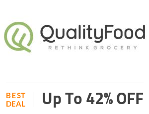 Quality Food Deal: Quality Food Offer: UP to 42% OFF Fresh Deals Off