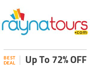 Raynatours Deal: Up to 72% OFF on Dubai Water Activities Off