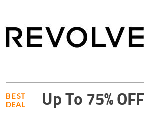 REVOLVE Deal: Get Up to 75% Discount on Sale Collection Off