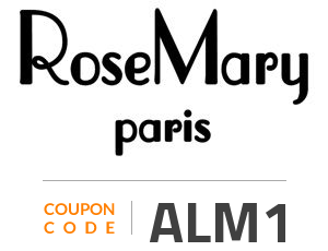 Rose Mary Perfumes Coupon Code: ALM1