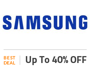 Samsung Deal: Save Up to 40% OFF On Samsung Mobiles S-Series Off