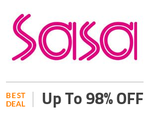 Sasa Deal: Up to 98% OFF On Beauty Products Off
