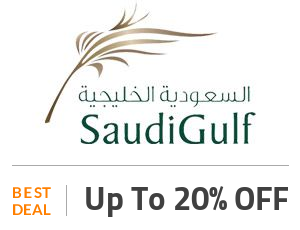 SaudiGulf Airlines Deal: Extra 20% OFF on Your IMG Worlds of Adventure Ticket Off