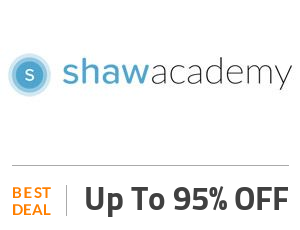 Shaw Academy Deal: 95% OFF on Mastering Photoraphy Off