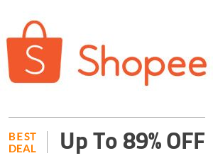 Shopee Deal: Up to 89% OFF On TVs, Audio, Gadgets, Computer & Laptops Off