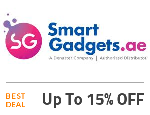 Smart Gadgets Deal: Get Up to 15% OFF Selected Collections Off