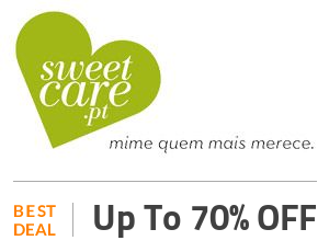 SweetCare Deal: Enjoy Up to 70% OFF SiteWide Off