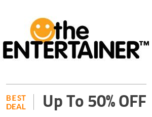 The Entertainer Deal: Enjoy 50% OFF on 12 Months Membership for Curves Women Gym Off