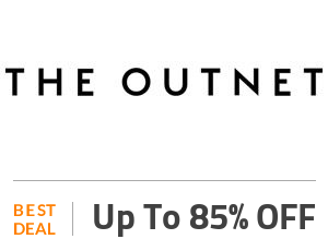 The Outnet Deal: The Outnet Sale: Up to 85% OFF Sale Collection Off