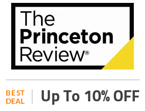The Princeton Review Deal: 10% Off your entire purchase Off