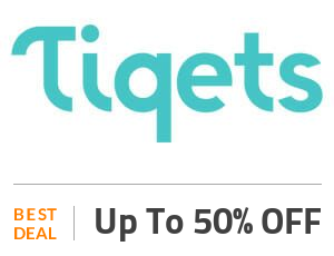 Tiqets Deal: Up to 50% off on Museums, Attractions, Parks and Activities Worldwide Off