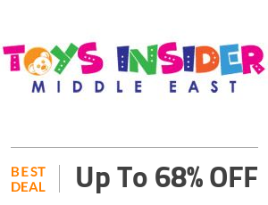 Toys Insider Me Deal: Save Up to 68% On Toys Off