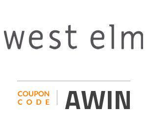 West Elm Coupon Code: AWIN